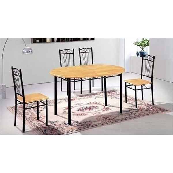 Buy Cooper Dining Table Online At Discounted Prices In Chennaichairs Intended For Cooper Dining Tables (Image 4 of 25)