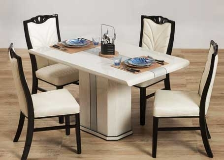 Buy Dining Room Furniture Online | Get Upto 35% Off On Dining Sets Regarding Buy Dining Tables (View 25 of 25)