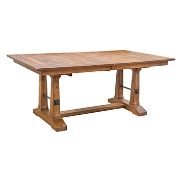 Buy Dining Tables | Handcrafted Solid Wood Furniture Throughout Solid Oak Dining Tables (Image 5 of 25)