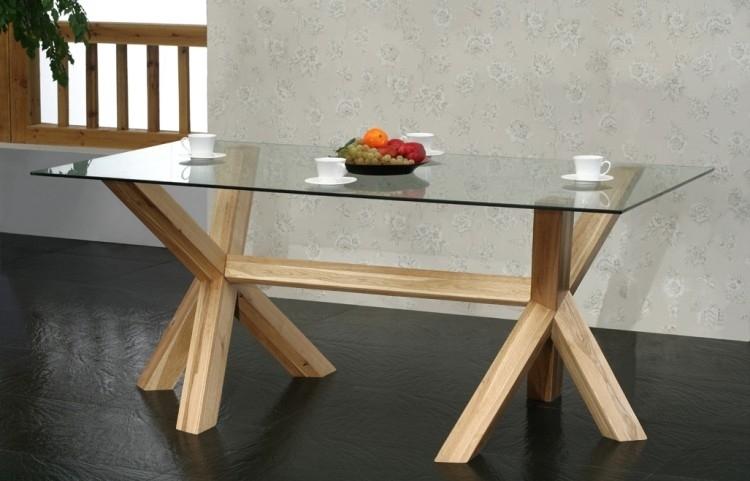 Buy Havana Oak Furniture Range Online From Oak Furniture House Intended For Glass Oak Dining Tables (View 10 of 25)