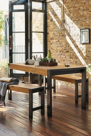 Buy Hudson Fixed Dining Table From The Next Uk Online Shop Within Next Hudson Dining Tables (Image 9 of 25)