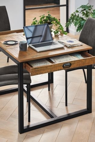 Buy Hudson Square Kitchen Dining Table From The Next Uk Online Shop Regarding Next Hudson Dining Tables (Image 11 of 25)