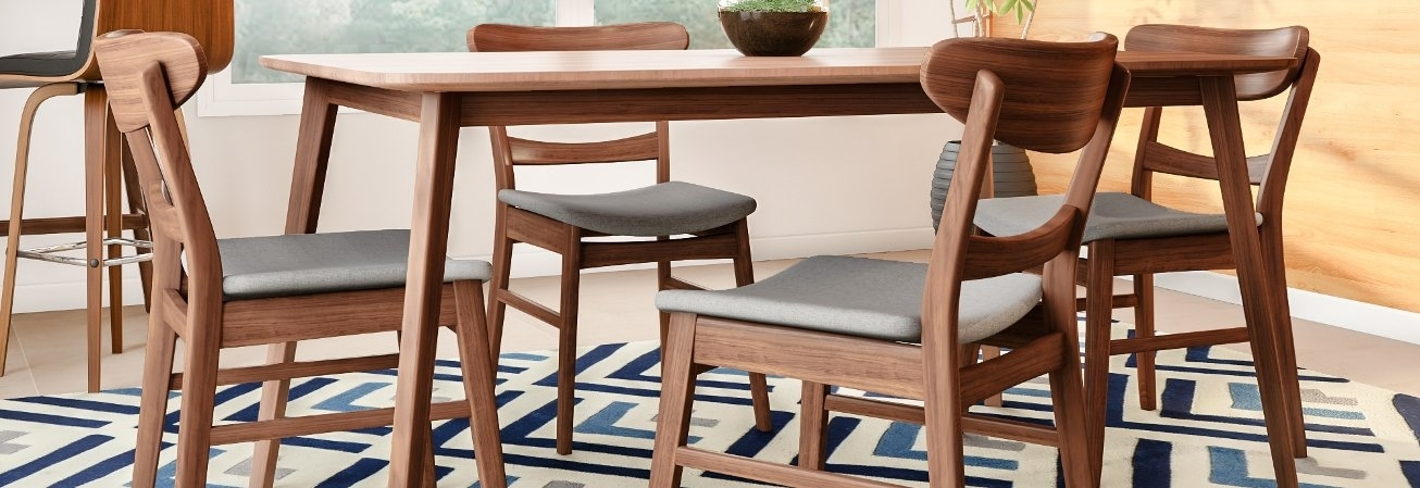 Buy Kitchen & Dining Room Sets Online At Overstock | Our Best With Regard To Palazzo 7 Piece Dining Sets With Pearson Grey Side Chairs (View 11 of 25)