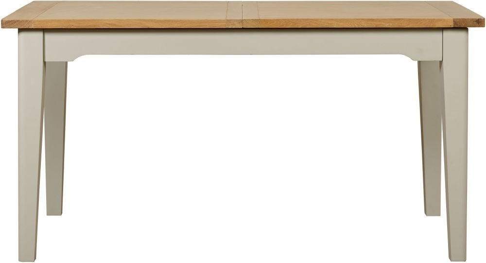 Buy Mark Webster Bordeaux Painted Dining Table – Small Extending Inside Bordeaux Dining Tables (View 16 of 25)