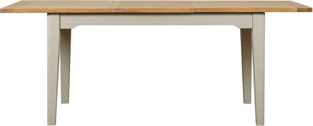 Buy Mark Webster Bordeaux Painted Rectangular Extending Dining Table For Bordeaux Dining Tables (View 6 of 25)