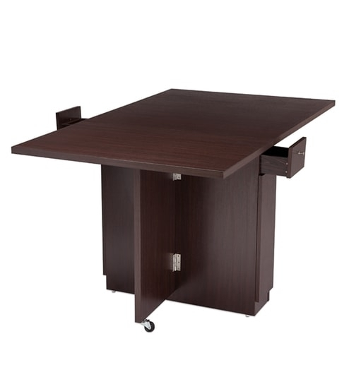 Buy Nilkamal Hector Folding Dining Table (Multipurpose Table) Online Inside Cheap Folding Dining Tables (Image 3 of 25)
