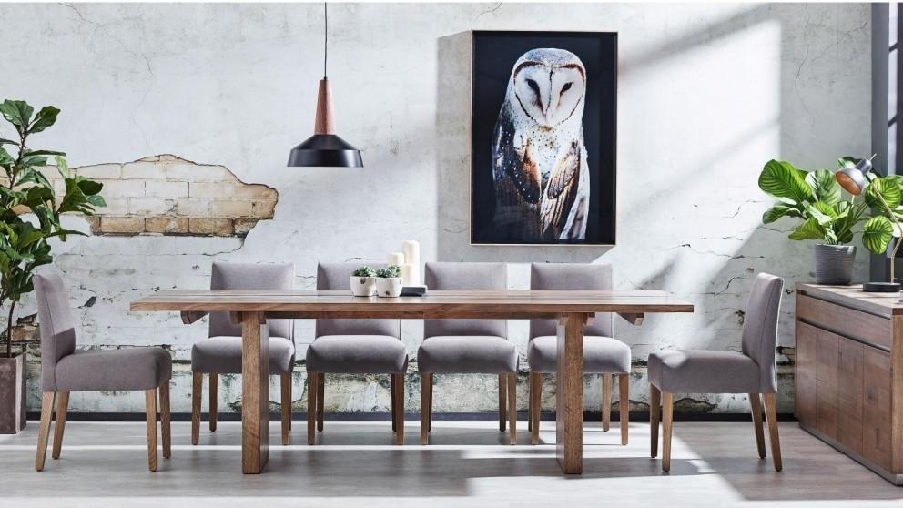 Buy Parklane 270Cm Rectangular Dining Table | Harvey Norman Au Inside Harvey Dining Tables (Image 9 of 25)