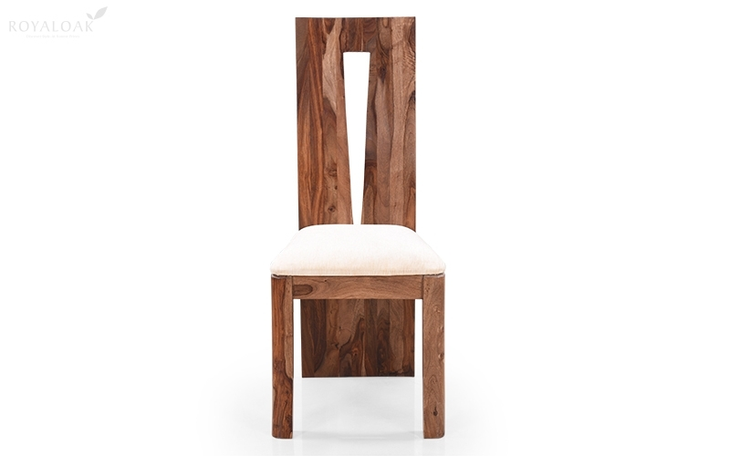 Buy Royaloak Coral Dining Chaironline In India – Dining – Chairs With Sheesham Wood Dining Chairs (Image 4 of 25)