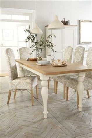 Buy Shaftesbury Painted 6 8 Seater Extending Dining Table From The Inside Next White Dining Tables (View 13 of 25)