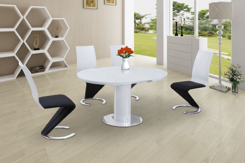 Buy Small Round Extendable Dining Table Today With Regard To Small White Extending Dining Tables (Image 5 of 25)