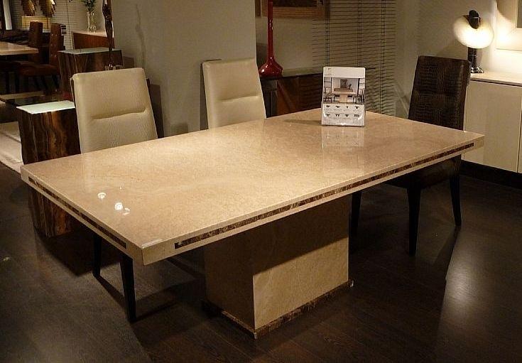 Buy Stone International Paris Marble Dining Table Online – Cfs Uk Regarding Paris Dining Tables (Image 6 of 25)