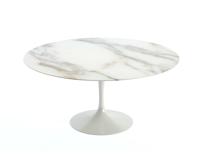 Buy The Knoll Saarinen Tulip Dining Table – 152Cm Diameter At Nest.co (Image 9 of 25)