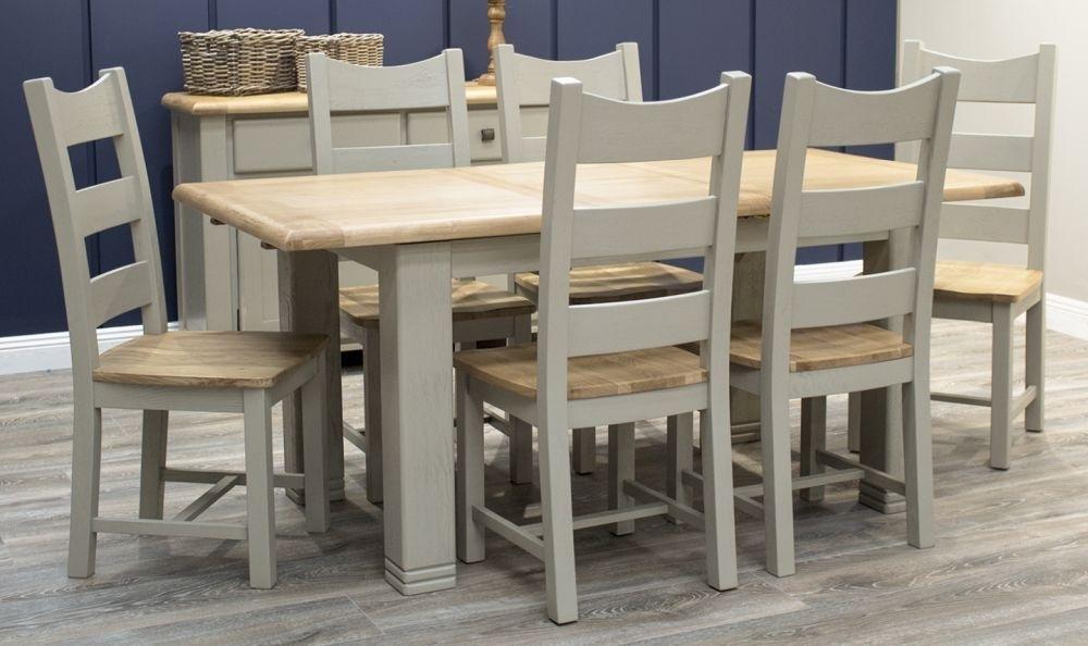 Buy Vida Living Logan Extending Rectangular Dining Table – 180Cm Intended For Logan Dining Tables (Image 1 of 25)