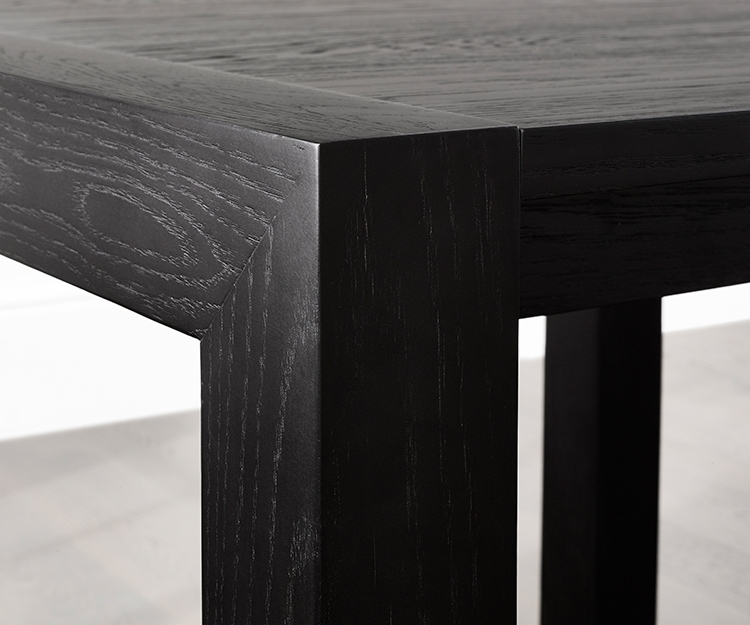 Buy Vienna Wenge Square Extending Dining Table – David Phillips Intended For Vienna Dining Tables (Image 5 of 25)
