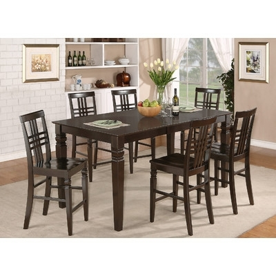 Buy Wade Logan Margo 5 Piece Outdoor Dining Set With Cushion With Regard To Logan 7 Piece Dining Sets (View 21 of 25)