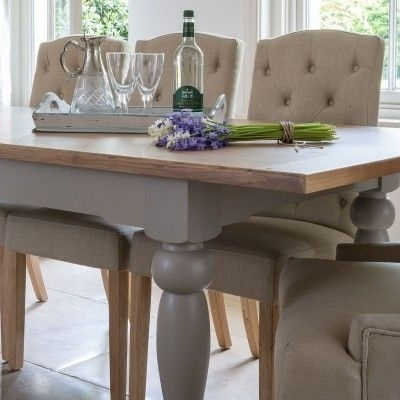 Buy Willis And Gambier Malvern Slate Grey Rectangular Extending Pertaining To Grey Dining Tables (Image 3 of 25)