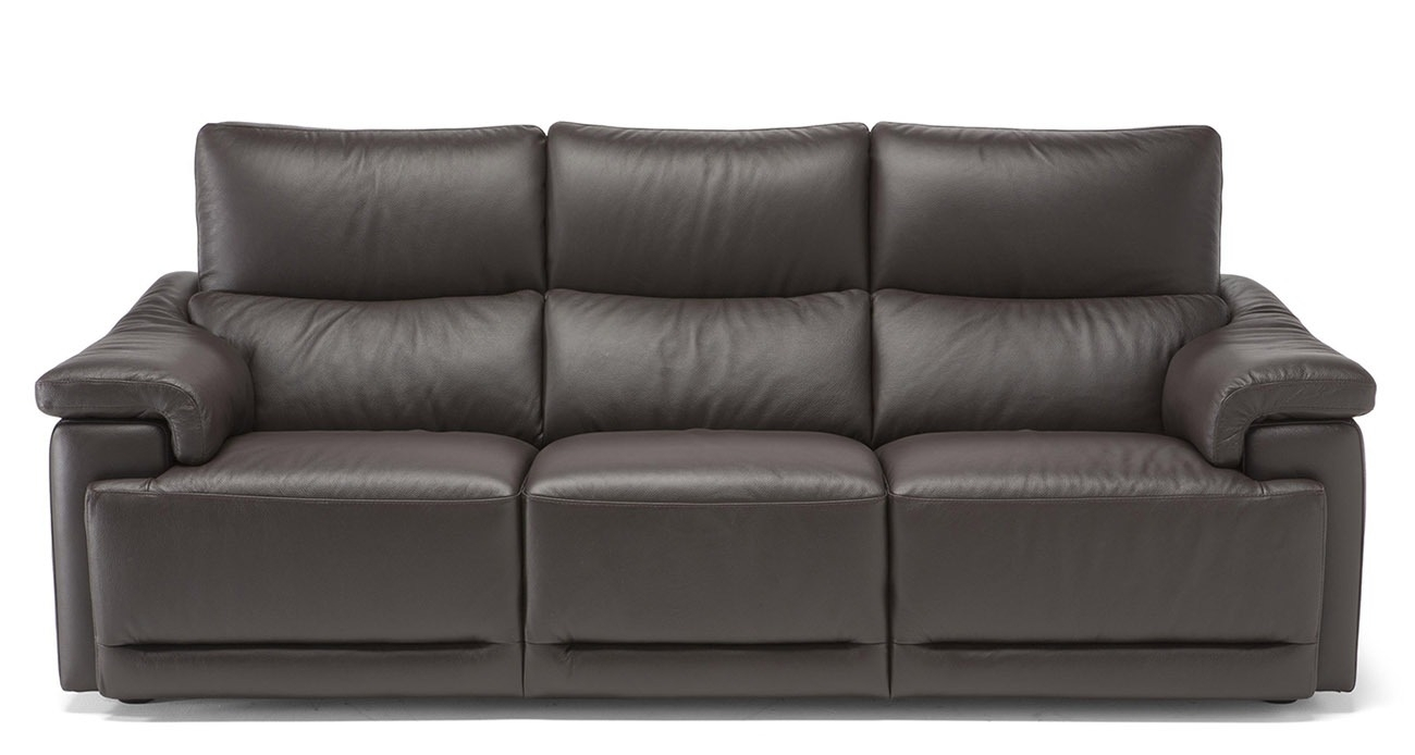 C070 Brama • Texas Leather Interiors Furniture And Accessories Within Travis Dk Grey Leather 6 Piece Power Reclining Sectionals With Power Headrest & Usb (Image 6 of 25)