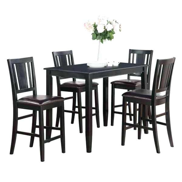 Caden Dining Set Round Dining Table Caden 5 Piece Dining Set Within Caden Rectangle Dining Tables (View 14 of 25)