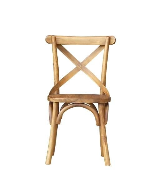 Caden Teak Dining Chair – Lite For Caden Round Dining Tables (Image 17 of 25)