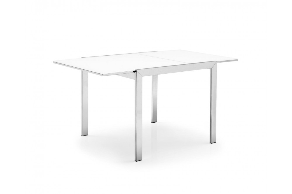 Calligaris Key Square Extending Dining Table Cs/4044 In Square Extending Dining Tables (Image 8 of 25)