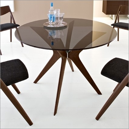 Calligaris Tokyo Round Table Throughout Tokyo Dining Tables (View 18 of 25)