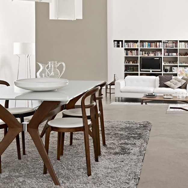 Calligaris Tokyo Table Htm Calligaris Tokyo Dining Table New Round With Regard To Tokyo Dining Tables (View 11 of 25)