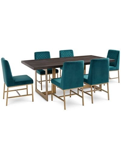Cambridge Dining Furniture, 7 Pc (View 11 of 25)