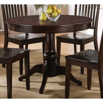Featured Image of Candice Ii Round Dining Tables