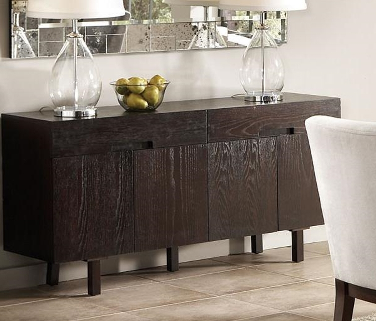 Candice 7 Pc Dining Table Set In Cappuccino Finishcoaster – 102230 For Candice Ii Round Dining Tables (Image 7 of 25)