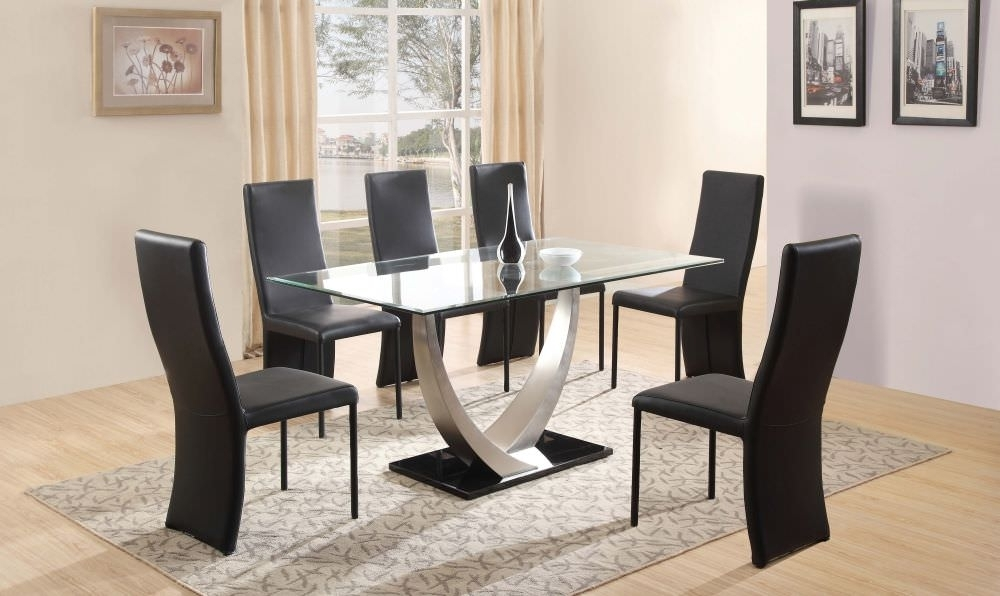Canterbury Mahogany Dining Table Six Six Chair Dining Table Set Within Dining Tables And Six Chairs (View 11 of 25)