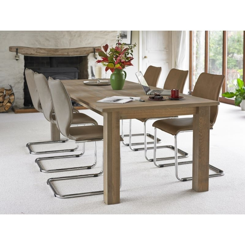 Cantilever Chair | Dining Chair | Holloways Inside Metro Dining Tables (View 15 of 25)