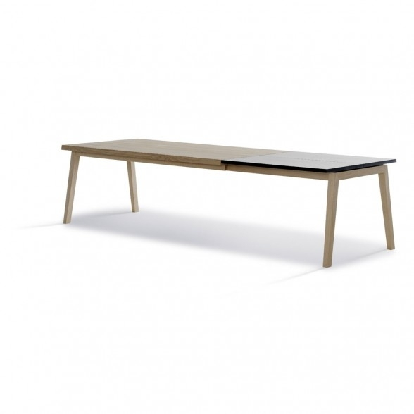 Carl Hansen Sh900 Dining Table, Buy Online Today | Utility Design Uk Throughout Combs Extension Dining Tables (Image 12 of 25)