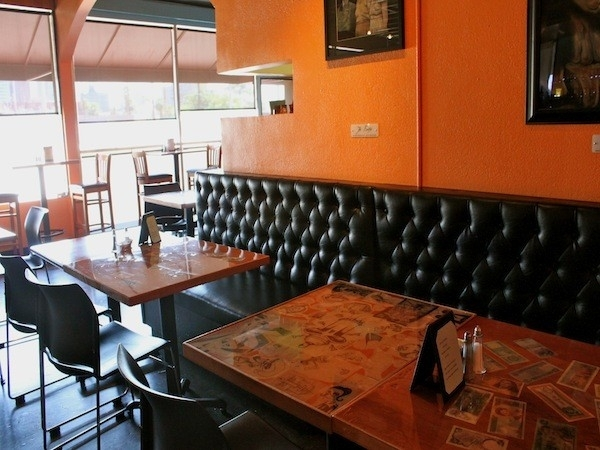 Carly's Bistro | Central Phoenix | Cafe, Coffeehouse, Greek, Italian With Regard To Carly 3 Piece Triangle Dining Sets (Image 15 of 25)