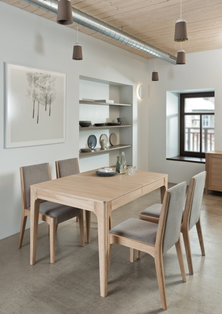 Casa Small Extending Dining Table | Wooden Dining Table | Dining Within Small Extending Dining Tables (Image 3 of 25)