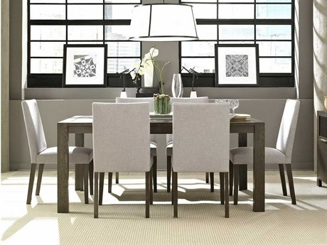 Casana Hudson 7 Piece Dining Table & Chair Set | Cx525152K7P Regarding Hudson Dining Tables And Chairs (View 6 of 25)