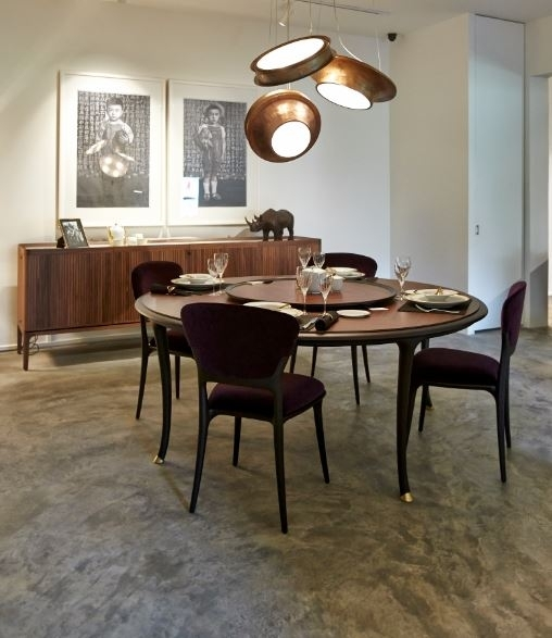 Ceccotti Collezioni – Handcrafted Artisanal Italian Furniture | Home Inside Artisanal Dining Tables (View 9 of 25)
