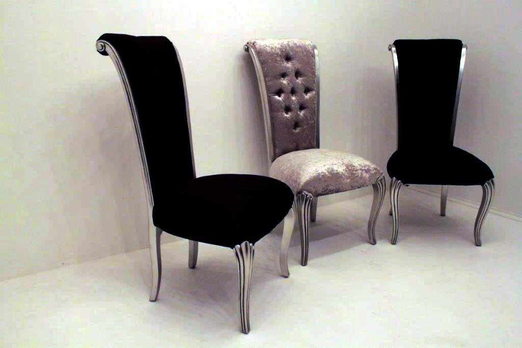 Chairs Marvellous Black Velvet Dining Chairs Black Rustic Wood In Velvet Dining Chairs (Image 10 of 25)