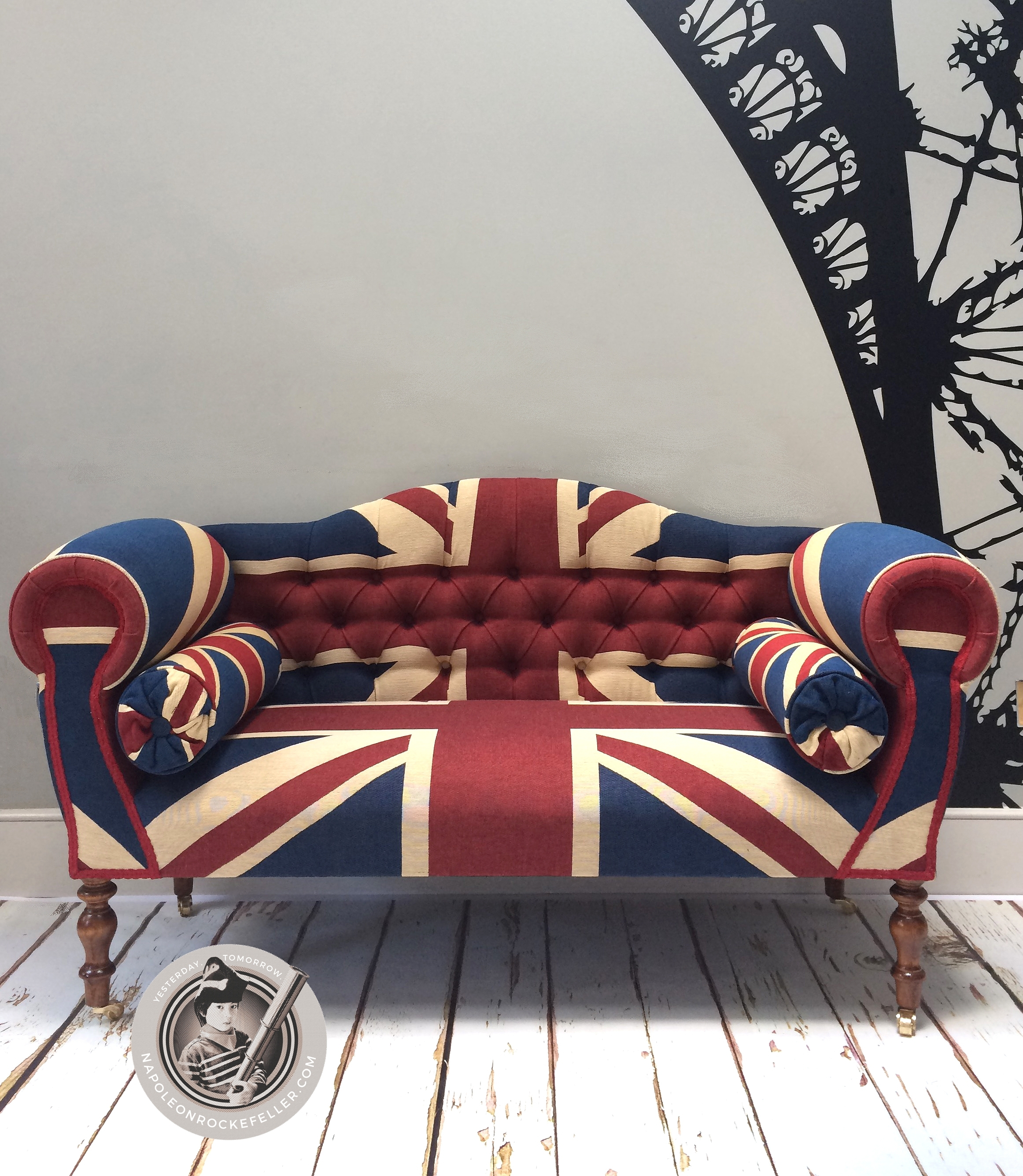 Chaise London (View 17 of 25)