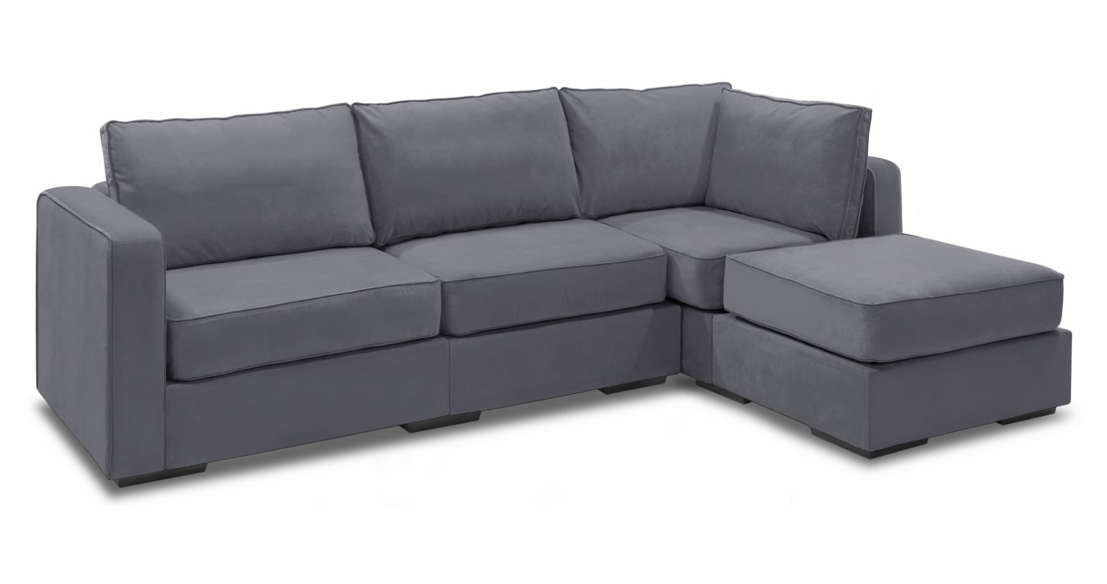 Chaise Sectional Couch Seats Sides Lovesac Main Pdp Locks Dollar Pertaining To Norfolk Grey 6 Piece Sectionals With Raf Chaise (View 16 of 25)