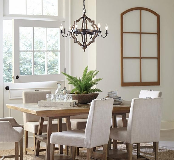 Chandeliers Regarding Lights For Dining Tables (Image 5 of 25)