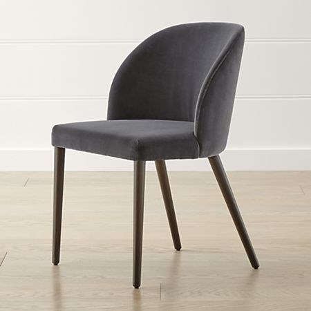 Chandler Fabric Side Chair Throughout Combs 5 Piece 48 Inch Extension Dining Sets With Mindy Side Chairs (Image 9 of 25)