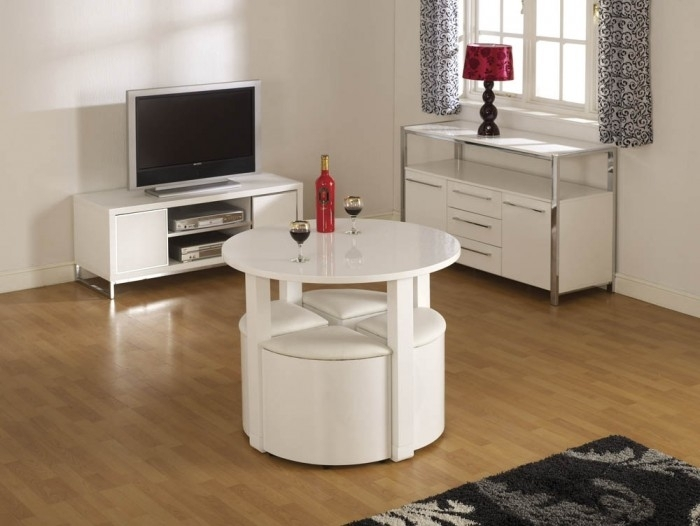 Charisma Stowaway Dining Set – Noct Offs In Stowaway Dining Tables And Chairs (View 5 of 25)