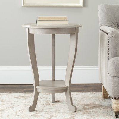 Charlton Home Versailles End Table & Reviews | Wayfair With Chapleau Extension Dining Tables (Image 10 of 25)