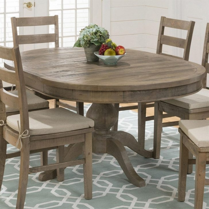 Charming Dining Room Furniture Wicker Pedestal Counter Drop Leaf For Oval Reclaimed Wood Dining Tables (Image 3 of 25)