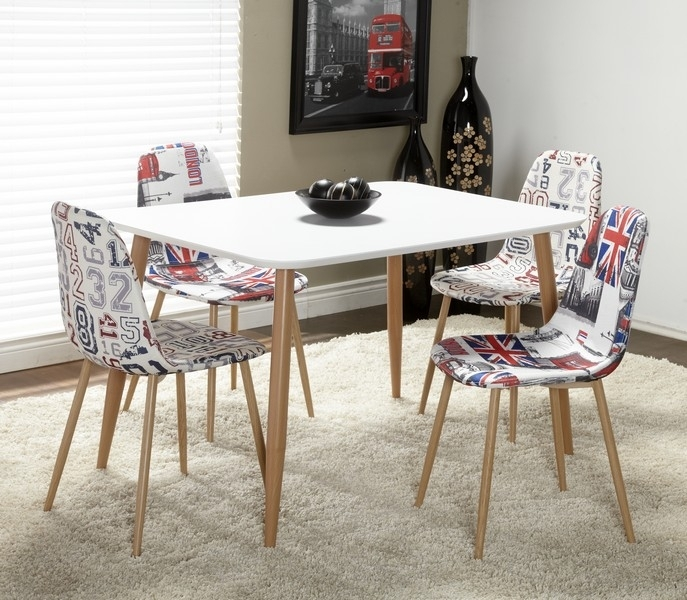 Chateau Imports Is A Wholesale Distributor Of Quality Home Furnishing With Regard To Dining Tables With White Legs And Wooden Top (Image 2 of 25)