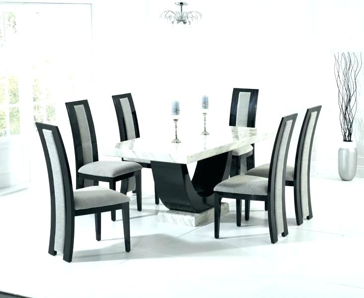 Cheap Dining Room Table Set Marble Dining Room Table Set Cheap For Marble Dining Tables Sets (Image 5 of 25)