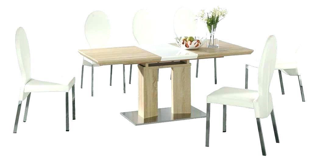 Cheap Extending Dining Table And Chairs Extendable Dining Table Set In Extending Dining Tables And Chairs (View 16 of 25)