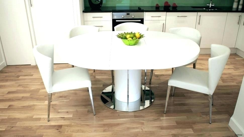 Cheap Extending Dining Table And Chairs Extendable Dining Table Set Intended For Cheap Extendable Dining Tables (Image 5 of 25)