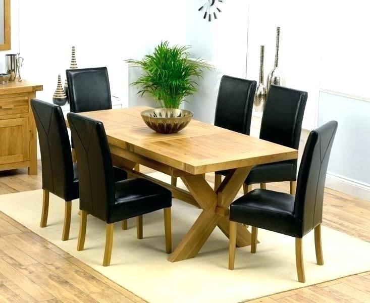 Cheap Extending Dining Table And Chairs Full Size Of Round White In Extending Black Dining Tables (Image 7 of 25)