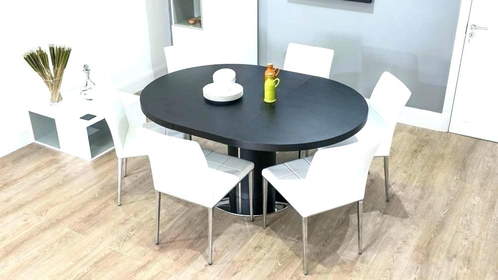 Cheap Extending Dining Table And Chairs Full Size Of Round White With Regard To Round White Extendable Dining Tables (Image 3 of 25)